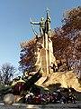 Spomenik braniocima Beograda 1914—1918, Novo groblje1.jpg