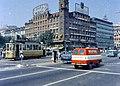 Sporvogn-rådhuspladsen-1963.jpg