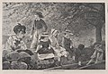 Spring Blossoms – Drawn by Winslow Homer (Harper's Weekly, Vol. XIV) MET DP875253.jpg