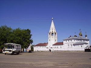 Gorokhovets, Vladimir Oblast - Sretensky Monastery