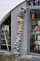 Städtische Bücherei Radstadt - book tower.jpg