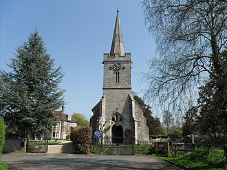 Aldhelm - Image: St. Aldhelm's church geograph.org.uk 1734858