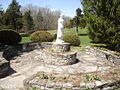 St. Joseph Roman Catholic Church, Apple Creek, Missouri statue.jpg