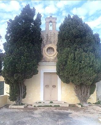 Iklin - Chapel of St. Michael Archangel built in 1615