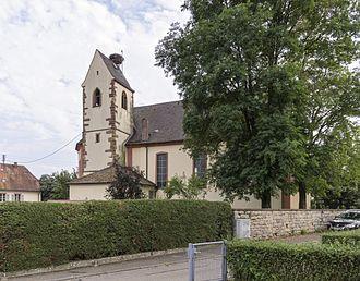 St Pankratius March Holzhausen Wikipedia