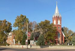 St. Wenceslaus complex (Tabor, South Dakota) from SW 1.jpg