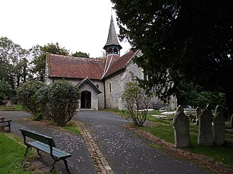 Shanklin - St Blasius Church