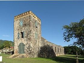 Oranjestad (Saint-Eustache)