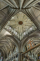 St John the Baptist Cathedral Tower, Norwich, Norfolk, UK - Diliff.jpg