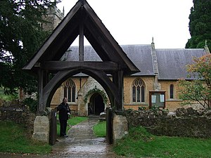 Pitcombe - Image: St Leonards Church, Pitcombe geograph.org.uk 1092777