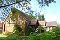 St Martin-by-the-Green Church, Dene Lane, Lower Bourne, Farnham (May 2015) (2).JPG