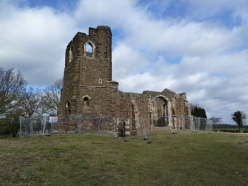St Mary's Old Church, Clophill - geograph.org.uk - 2816961