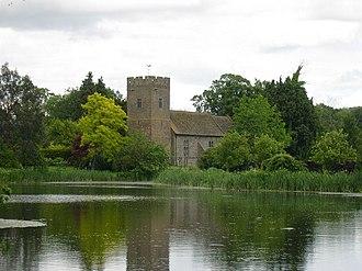 Monnington on Wye - St Mary's church