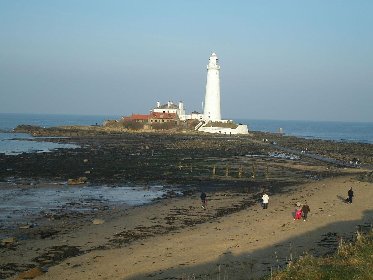 Whitley Bay St Mary S Lighthouse Island Name