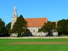 St Peter Parish Church, Brown Candover, Hampshire-12Oct2009.jpg