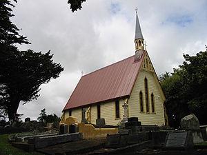 Pauatahanui - St Alban's Church