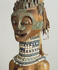 Power statue (nkishi) of the Songye people