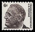 Stamp US 1968 6c Roosevelt coil.jpg