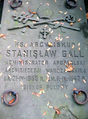 Stanisław Gall grave.PNG