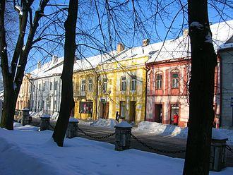 Stará Ľubovňa - The main square