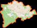 Stara Kiszewa (gmina) location map.png
