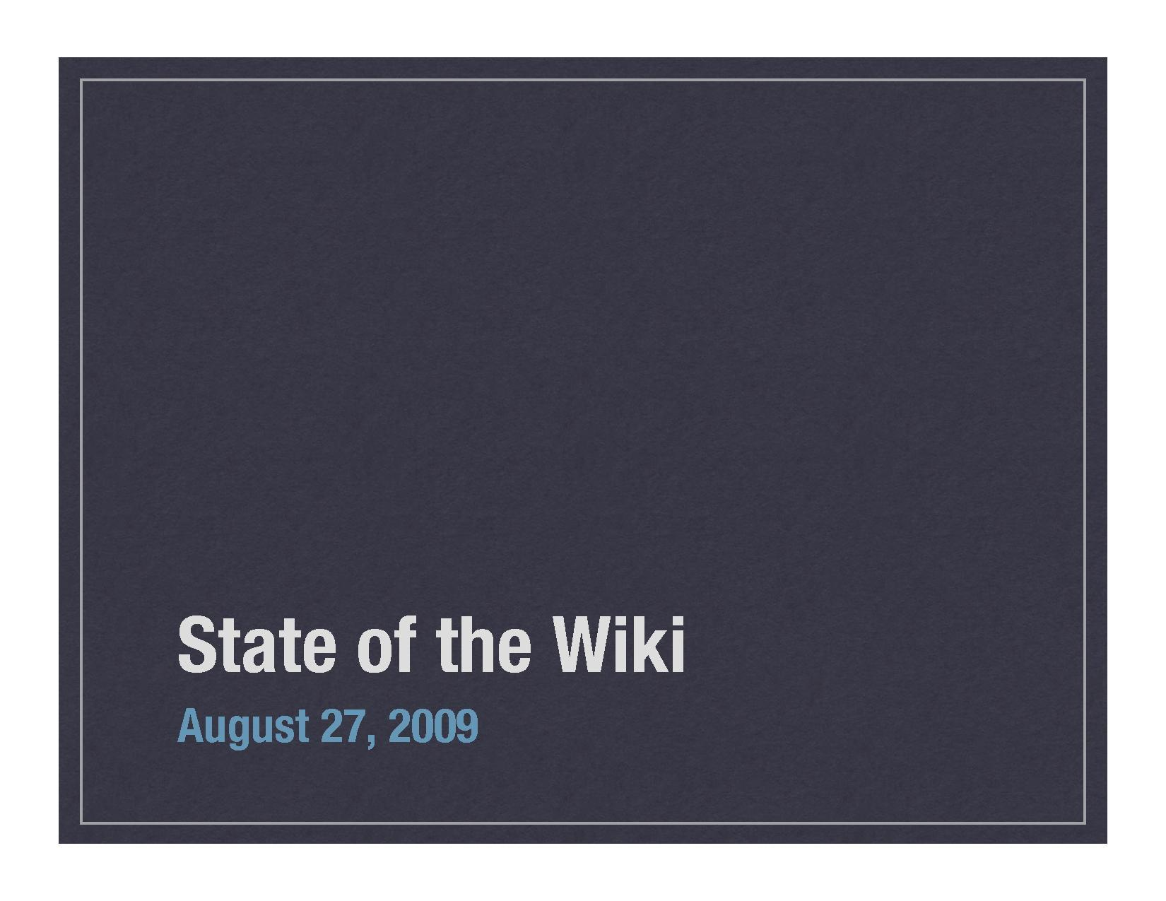 State of the Wiki.pdf