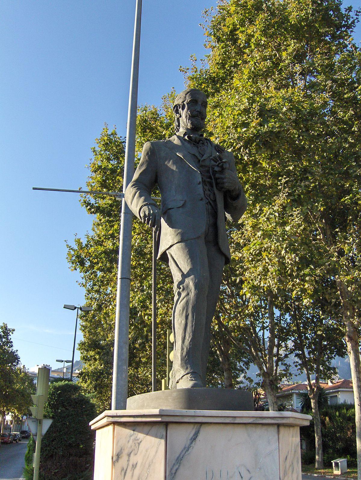 Jaime de mora y arag n wikipedia la enciclopedia libre for Oficina turismo marbella