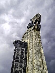 Statue of Antonio de Montesinos, Santo Domingo D.R