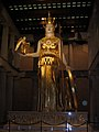 Statue of Athena Parthenos, Nashville Parthenon, Tennessee. Photo by Lucas Livingston, 8 July, 2006..jpg