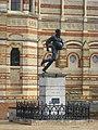 Statue to William Webb Ellis - geograph.org.uk - 1258942.jpg