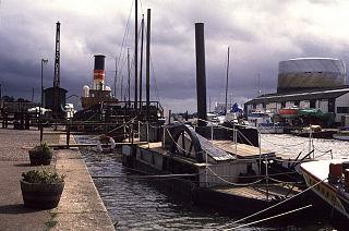 <i>Bertha</i> (drag boat)