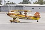 Steen Skybolt (VH-JOL) taxiing at Wagga Wagga Airport (1).jpg