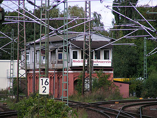 Lehrte–Celle railway railway line