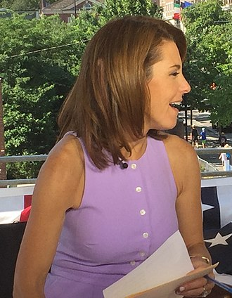 Stephanie Ruhle - Stephanie Ruhle at the 2016 Democratic National Convention