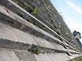 Steps at the Zeppelintribüne Nuremberg.jpg