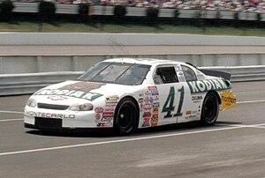 Steve Grissom - 1997 racecar