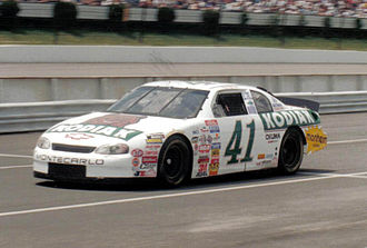 Larry Hedrick Motorsports - The paint scheme that ran from 1997-1999.