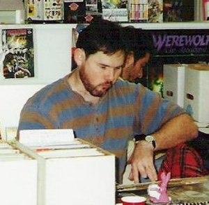 Steven Butler - Butler in December 1991