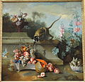 Still Life with Monkey, Fruits, and Flowers, 1724, by Jean-Baptiste Oudry - Art Institute of Chicago - DSC09427.JPG