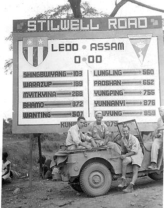 Ledo Road - Image: Stilwell