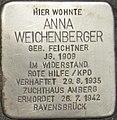 Stolperstein Augsburg Weichenberger Anna.jpg