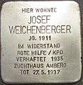 Stolperstein Augsburg Weichenberger Josef.jpg