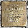 Stolperstein Breite Str 16 (Spand) Julius Lieber.jpg