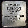 Stolperstein Duisburger Str 2a (Wilmd) Else Hahn.jpg