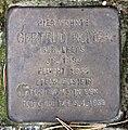 Stolperstein Kunz-Buntschuh-Str 16 (Grune) Gertrud Rotter.jpg