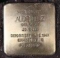 Stolperstein Motzstr 60 (Schön) Alice Holz.jpg