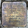 Stolperstein Paulsborner Str 11 (Wilmd) Simon de Beer.jpg