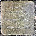 Stolperstein Savignyplatz 4 (Charl) Siegbert Wenik.jpg