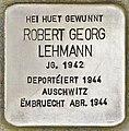 Stolperstein für Robert Georg Lehmann (Differdingen).jpg
