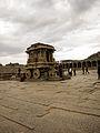 Stone chariot at Vittala complex 08.jpg